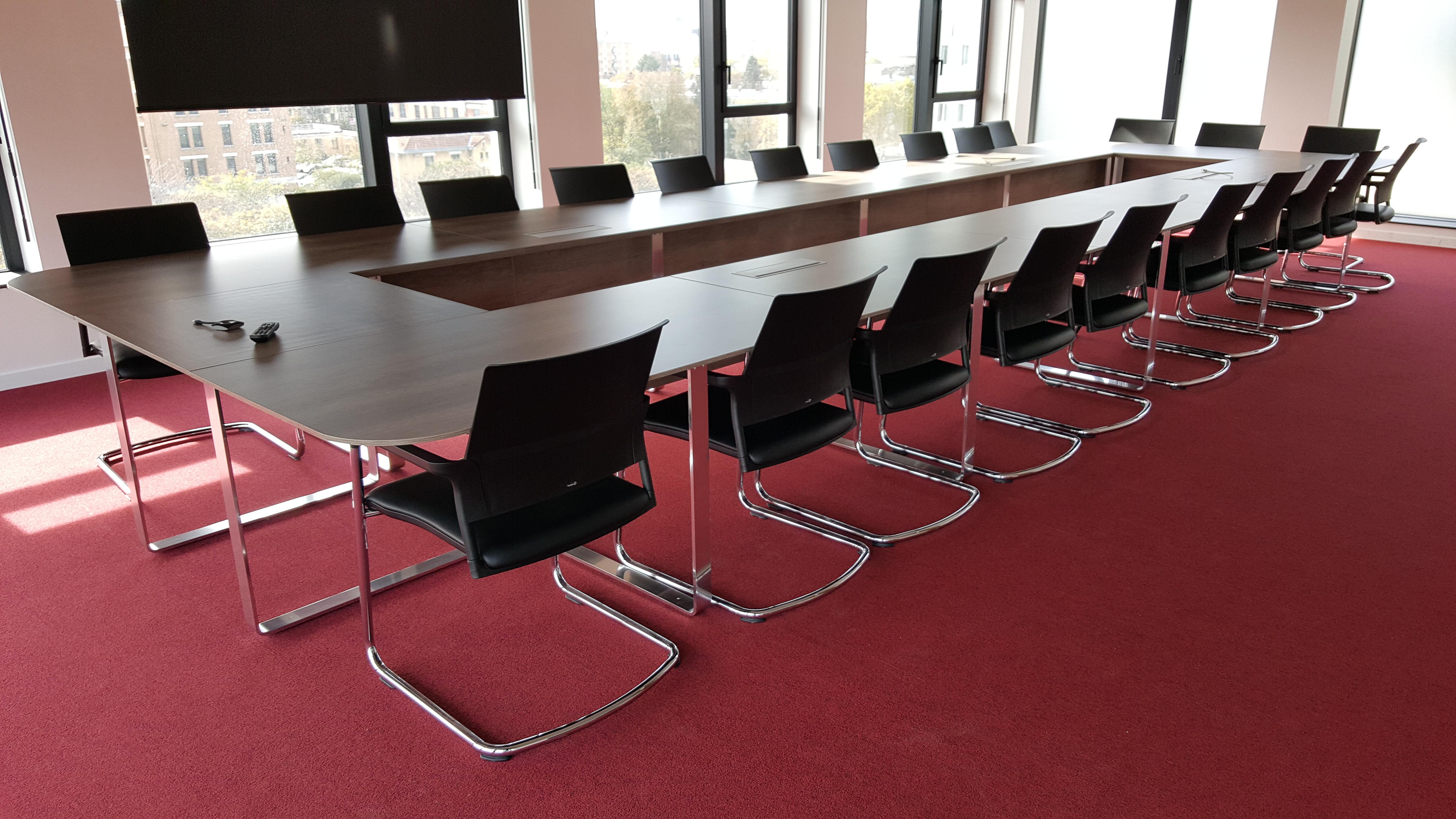 La flexibilité de vos salles de réunion : une priorité en 2019