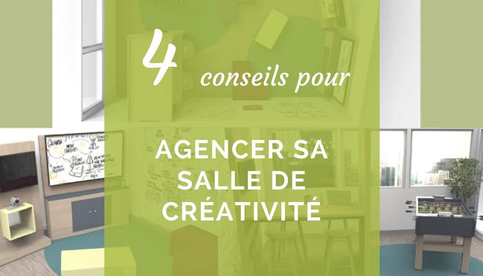 4 conseils pour agencer sa salle de créativité