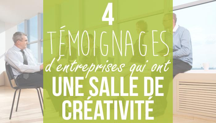 4 entreprises innovantes qui ont installé une salle de créativité