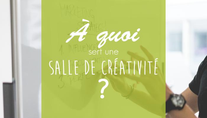 À quoi sert une salle de créativité ?