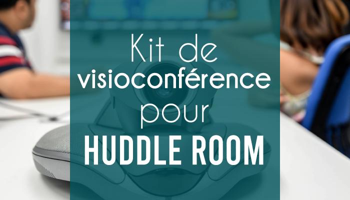 kit de visioconférence pour huddle room