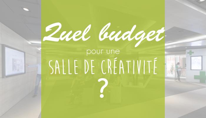 Quel budget pour une salle de créativité ?